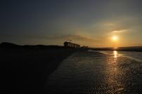 A l'approche de Bray-Dunes