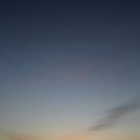 Au crépuscule