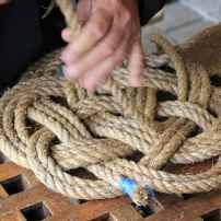 Détail de la réalisation du noeud de piton