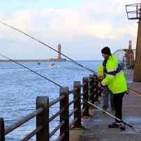 Les pêcheurs affectionnent ces spots....