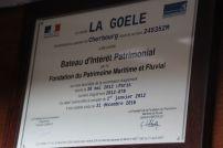 La Goele est classée BIP depuis 2012.
